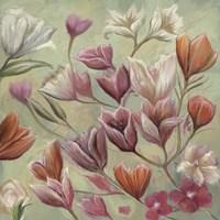 Pastel Bloom 1 Fine Art Print