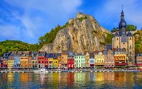 Beautiful Dinant Fine Art Print