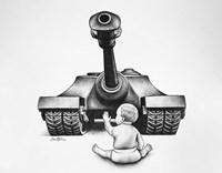 No More War Fine Art Print