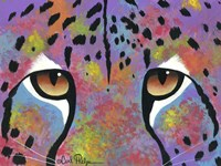 Cheetah Eyes Fine Art Print