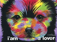 I'am a Lover Fine Art Print