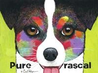 Pure Rascal Fine Art Print