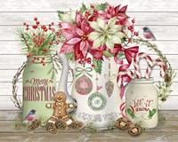 Christmas Love C Framed Print