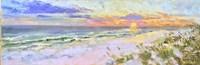 Sunset GulfShores Fine Art Print