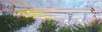 Bliss at the Beach 2 Fine Art Print