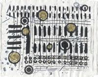 Notes & Keys Fine Art Print