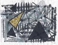 Golden Triangle Fine Art Print