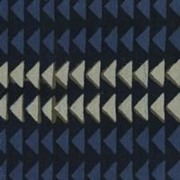 Indigo Geometrics I Fine Art Print