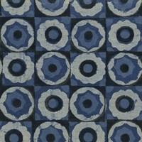 Indigo Geometrics IV Fine Art Print