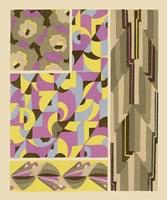 Art Deco Designs I Fine Art Print