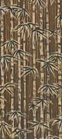 Bamboo Design I Framed Print