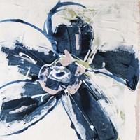 Blossom Blue I Fine Art Print