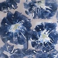 Blossom Blue II Fine Art Print