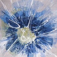 Blossom Blue III Fine Art Print