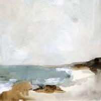Ocean Sigh II Framed Print