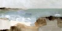 Ocean Sigh III Framed Print