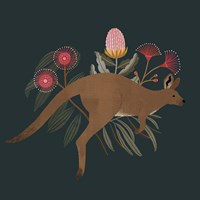 Australian Animals III Fine Art Print