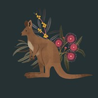 Australian Animals IV Fine Art Print