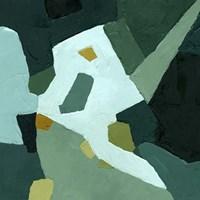 Palette Abstract I Framed Print