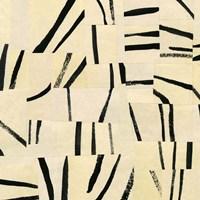Abstract Grid I Framed Print