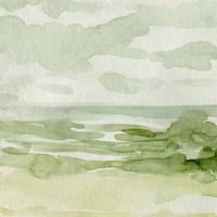 Northern Coast II Framed Print