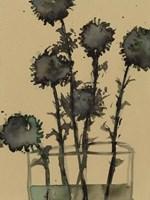 Dry Stems II Fine Art Print