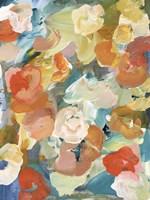 Country Flowers I Fine Art Print