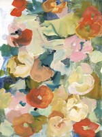 Country Flowers II Fine Art Print