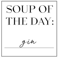 Soup du Jour II Fine Art Print