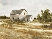 Country Harvest I Fine Art Print