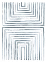 Divisions IV Framed Print