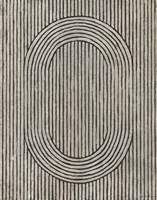 Cedar Grooves I Framed Print
