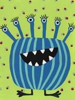 Happy Creatures II Fine Art Print