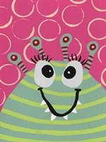 Happy Creatures VII Fine Art Print