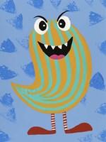 Happy Creatures IX Fine Art Print