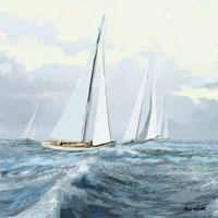 Sailing Ships III Fine Art Print