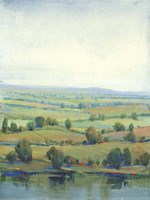 Paradise Valley II Framed Print