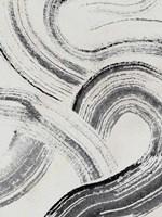 Zen Flow I Framed Print