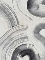 Zen Flow II Framed Print
