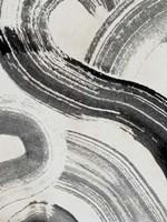 Zen Flow III Framed Print