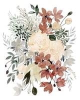 Dried Bouquet II Framed Print