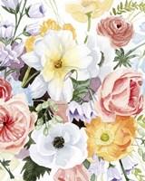 Wildflower Dreams II Framed Print