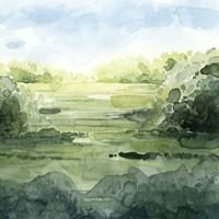 Summer Strata II Fine Art Print