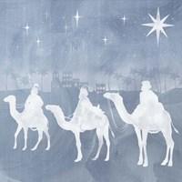 Star of Bethlehem II Framed Print