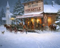 Christmas Wishes Fine Art Print