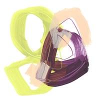 Convex Motion II Framed Print