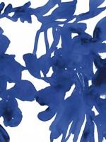 Azure Silhouette I Fine Art Print