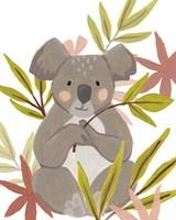 Koala-ty Time I Fine Art Print