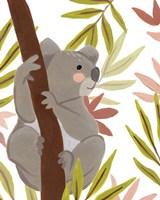 Koala-ty Time II Fine Art Print