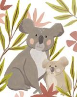 Koala-ty Time IV Fine Art Print